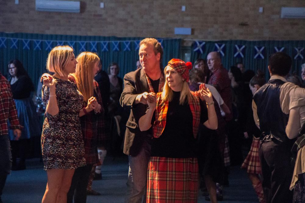 2017 Warnbro Scottish Ceilidh